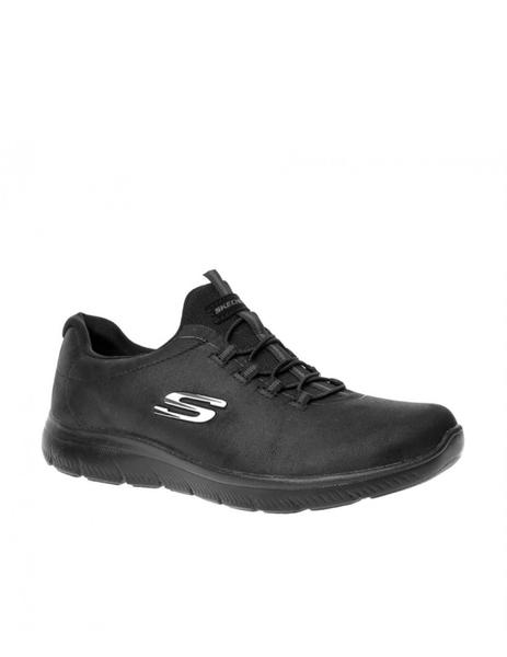 Skechers flex appeal color negro