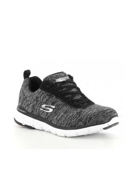 Skechers waterproof color negro