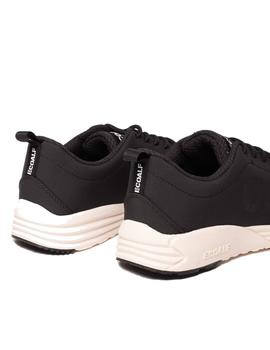 Deportiva Ecoalf Oregon color negro