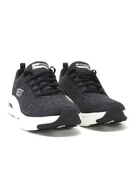 Deportiva Skechers Arch Fit negro