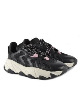 Sneaker Ash extreme color negro