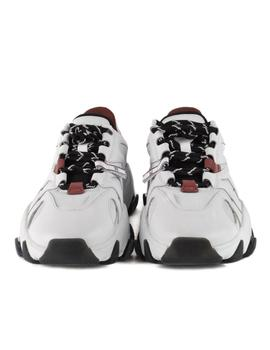 Sneaker Ash extreme color blanco